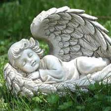 garden angel statues. Garden Statues - Sympathy Gifts, Memorial Funeral Arrangements, Tributes Angel N