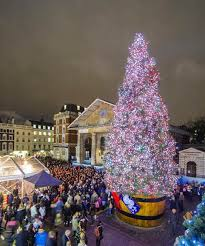 most beautiful christmas tree. Delighful Christmas London Christmas Tree Throughout Most Beautiful