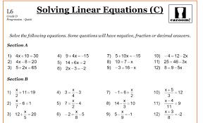 year 8 maths worksheets