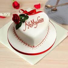 Buy Love Designer Cake Online Get Same Day Mid Night Delivery