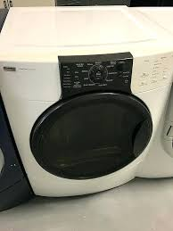 kenmore front load washer. Kenmore Front Load Washer And Dryer Electric Loading . E