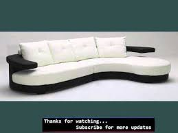 Modern couch Leather Modern Digs Collection Of Modern Sofas Modern Couches Modern Couches Youtube