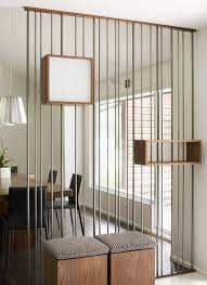 Living Room Partition Fantastic Wooden Square Shelf Feat Iron Rail As Living Room