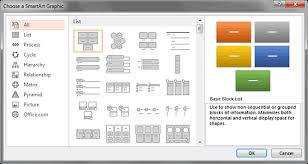 Microsoft Office Org Chart Tool Insert An Organization Chart In Powerpoint 2013 Powerpoint