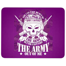 Amazon Com Take Me Out Of The Army Mouse Pad Take The Army