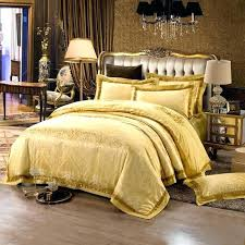 black and gold luxury bedding gold luxury bedding silk cotton gold color luxury bedding set queen black and gold luxury bedding
