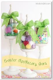 Apothecary Jar Decorating Ideas Easter Apothecary Jars 99