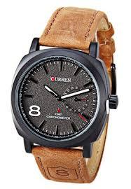 watches buy watches online in saudi arabia ksa at wadi com curren curren wt cu 8139 br for men analog watch browns