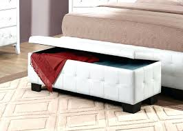 upholstered storage bedroom bench. Interesting Upholstered White Upholstered Storage Bedroom Bench Throughout E