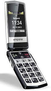 Amazon.com: Emporia Click Plus V32-3G ...