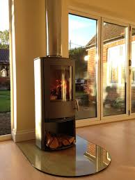 Stunning Hanging Wood Burning Stove Ideas - Best inspiration home .