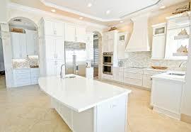 white glass countertops on kitchen island all white modern kitchen design