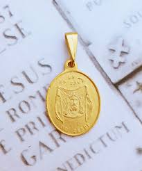 saint mary magdalene medal the holy face medal