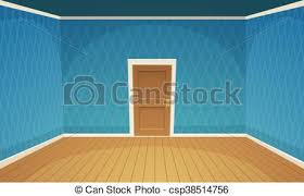 empty room clipart.  Clipart Empty Room  Blue  Csp38514756 Inside Clipart L