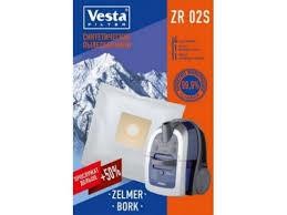Купить фильтр для пылесоса ZR 02 S <b>Комплект пылесборников</b> ...