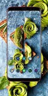 A collection of the top 48 avocado iphone wallpapers and backgrounds available for download for free. Avocado Wallpaper For Android Apk Download