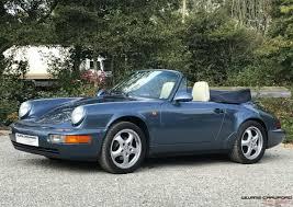 Used 1990 Porsche 911 [964] CARRA 4 CB for sale in Devon | Pistonheads