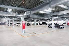 福岡 空港 駐 車場