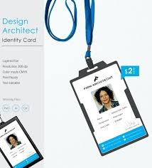 Id Cards Template Identity Card Template Corporate Blank Id Free Download Photoshop