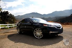 acura tlx black with black rims. lexani wheels the leader in custom luxury 2011 black acura tl with 22 tlx rims l