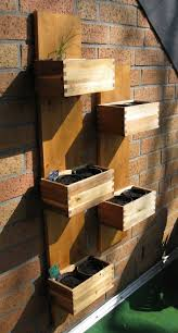 Wall Planters Ikea Insanely Cool Herb Garden Container Ideas Herbs Garden Vertical