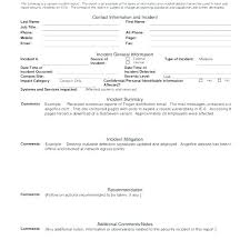 Daily Report Templates Doc Excel Free Premium Security Guard