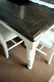 How To Make Kitchen Table 17 Best Ideas About Refurbished Dining Tables On Pinterest
