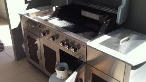 Matador Outdoor Kitchen Awesome Bunnings Bbq Adaptit Flyover Youtube