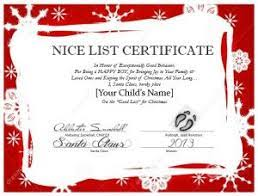 More than 100+ professional certificate deign samples. Nice List Certificate Template Free Printable Christmas Certificates Download This Free Customizable Certificate Template And Replace The Content With Yours Katalog Busana Muslim