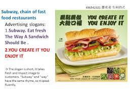 subway eat fresh ads. Unique Ads 1 Subway  Inside Eat Fresh Ads _