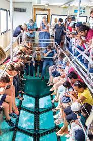 Orange Beach Alabama Discover All Keyed Up | Trailer Life Glass-bottom-boat  tours at John Pennek… in 2020 | Cape coral florida, Orange beach alabama,  Florida keys road trip