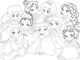 disney princesses coloring pages all princesses coloring disney princess coloring pages free