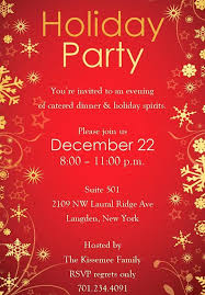 holiday party invitation template invite template holiday party invitation free christmas lunch for