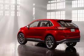 2018 ford edge. interesting edge 2018 ford edge  rear inside ford edge