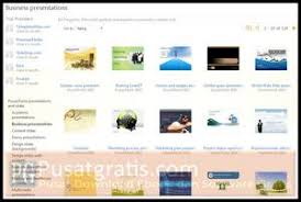microsoft powerpoint 2010 templates download ribuan templates microsoft powerpoint 2010 gratis pusat