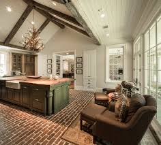 Brick Floors In Kitchen Brick Floor Tile The Gold Smith