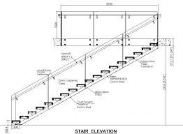 steel stair details steel stair details detail custom