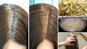 Natural Way To Remove Yellow From Grey Hair
