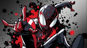 Spider man miles morales into the spider verse marvel ultimate. Miles Morales Spider Man Wallpapers Wallpaper Cave
