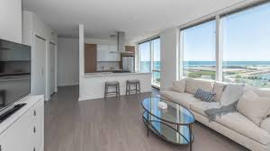 Lakeshore Room Design A Southeast Corner 1 Bedroom Model At The Luxurious 500 Lake Shore Drive