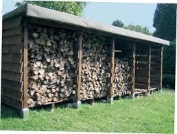 Holzunterstand Bauanleitung Zum Selber Bauen