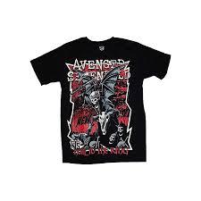 a7x avenged sevenfold hail to the king mens summer fashion t shirt