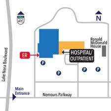 Florida Hospital Organizational Chart Childrens Hospital Orlando Florida Nemours Childrens
