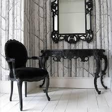 Goth Bedroom Minimalist Design