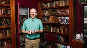 The game's goal is to fill the white squares with letters, forming words or phrases, by solving clues, which lead to the answers. 17 Clues About Puzzlemaster Will Shortz Mental Floss
