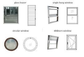 window designs drawing. Simple Designs Aluminum Window And Door Features On Window Designs Drawing D