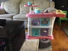 Fisher Price Grow With Me Cook And Care Kitchen