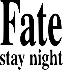 Fatestay Night Wikipedia