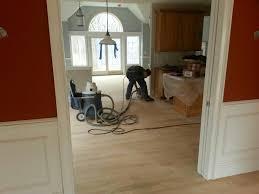 Sanding New Hardwood Floors Oak Hardwood Floors At A New Construction In Natick Ma Central