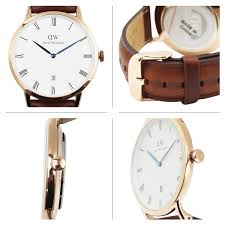 allsports rakuten global market daniel wellington daniel daniel wellington daniel wellington men s watch watches watch 38 mm 1100 dw dapper st mawes rose